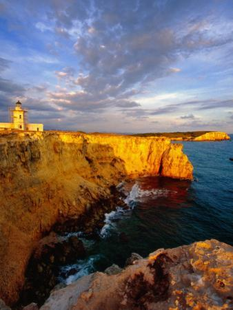 Cabo Rojo Lighthouse, Puerto Rico by George Oze