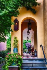 Charleston Charm VI by George Oze
