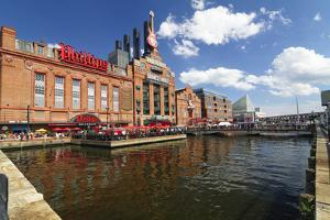 Inner Harbor Revival, Baltimore, Maryland by George Oze
