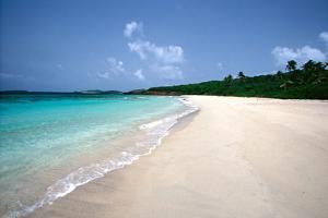 Pristine Zoni Beach, Culebra Island, Puerto Rico by George Oze