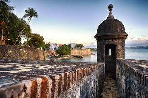 Protection of San Juan Harbor, Puerto Rico by George Oze