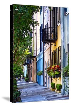 Rainbow Row III Charleston, South Carolina