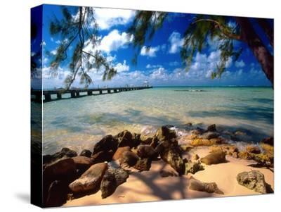 Rum Point Jetty, Cayman Islands