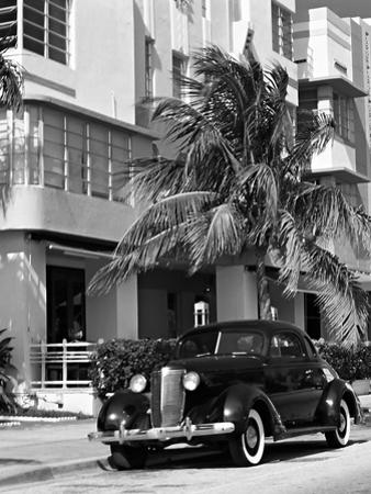 South Beach Art Deco, Miami, Florida