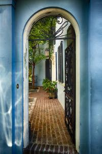 Southern Welcome In Charleston by George Oze
