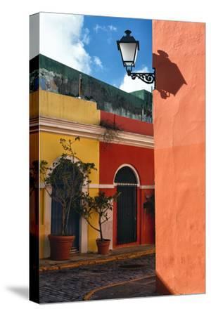 Street Corner, Old San Juan, Puerto Rico