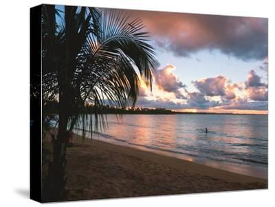 Sunset, Vacia Talega Beach, Puerto Rico