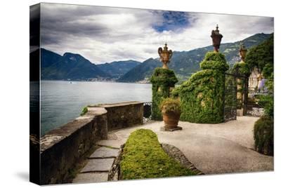 Villa Gate, Lake Como, Italy