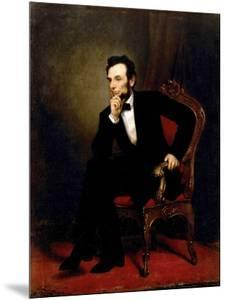 Abraham Lincoln by George P^A^ Healy
