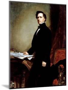 Franklin Pierce by George P.A. Healy
