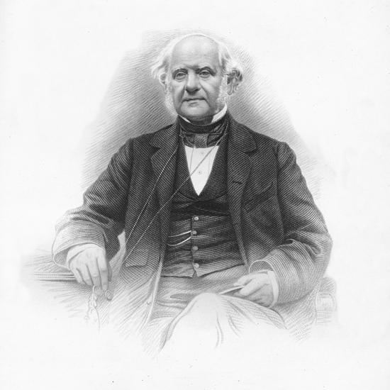 'George Peabody', 1859-Unknown-Giclee Print