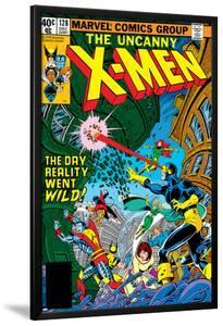 Uncanny X-Men No.128 Cover: Wolverine, Colossus, Grey, Jean, Cyclops, Nightcrawler and X-Men by George Perez