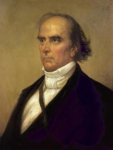 Daniel Webster, 1848 by George Peter Alexander Healy