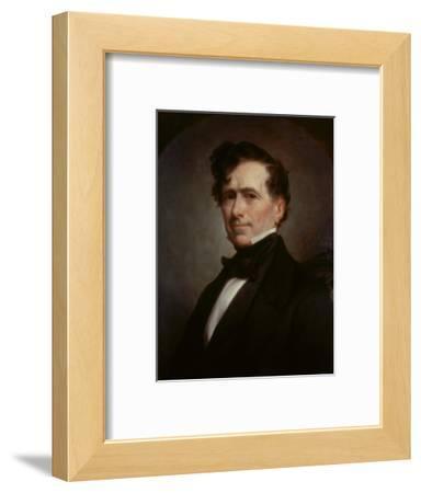 Franklin Pierce, (President 1853-57)