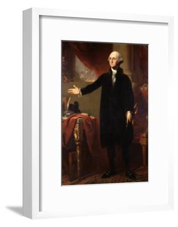 George Washington, 1732-99, 1st President of the United States