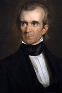 James K. Polk . 11th President of the United States. Washington D.c by George Peter Alexander Healy