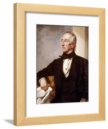 John Tyler, (10th Pres)