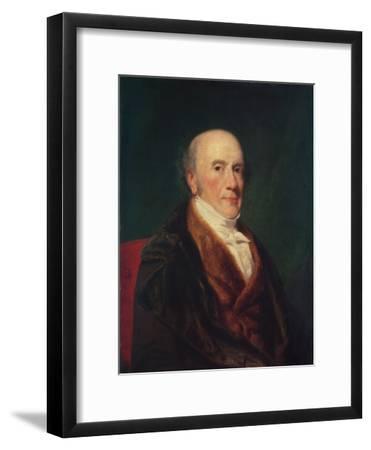 Portrait of Alexander Baring, Lord Ashburton (1774-1848), 1842