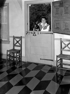 House & Garden - June 1946 by George Platt Lynes