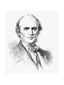 Charles Lyell, Scottish-Born British Geologist, 19th Century by George Richmond