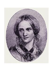 Charlotte Bronte by George Richmond