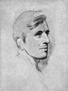 John Henry Newman - by George Richmond