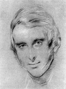 John Ruskin by George Richmond