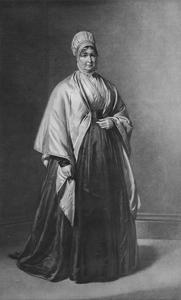 'Mrs. Elizabeth Fry (1780-1845)', c1843, (1912) by George Richmond