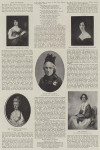 Mrs Gladstone by George Richmond