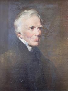Reverend John Keble, 1876 by George Richmond