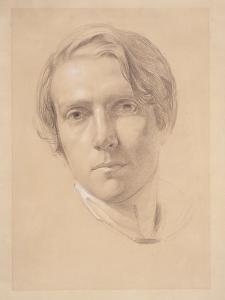 Self Portrait, 1830 by George Richmond