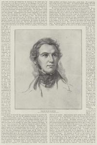 Souvenir of Mr Gladstone by George Richmond