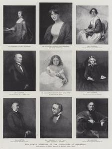 The Family Portraits of the Gladstones at Hawarden by George Richmond