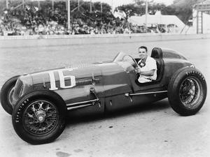 George Robson Was the Winner of the 1946 Indianapolis 500