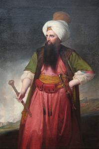 Edward Wortley Montagu (1713 – April 29, 1776) by George Romney