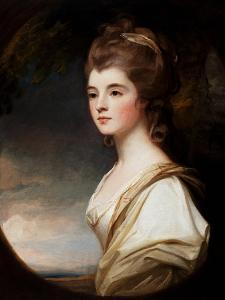 Elizabeth, Duchess of Sutherland, 1782 by George Romney