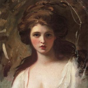 Emma Hart as Circe by George Romney
