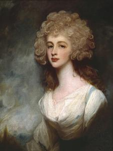Lady Altamont by George Romney