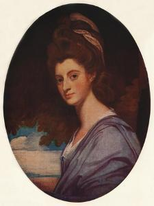 'Lady Craven', 1778, (c1915) by George Romney
