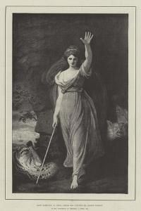 Lady Hamilton as Circe by George Romney