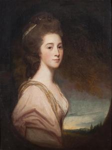Lady Mary Drummond, 1781 by George Romney