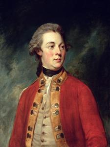 Lord Francis North, 1788 by George Romney