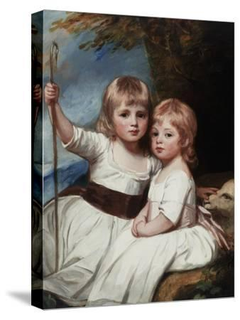 Mary and Louise Kent, C.1784-84