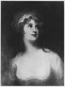 'Mrs. Ann Pitt', c1790, (1917) by George Romney
