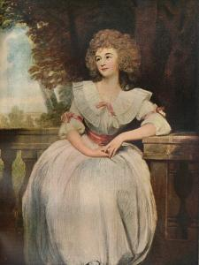 'Mrs Mark Currie', 1789 by George Romney