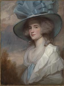 Mrs Robert Trotter of Bush by George Romney