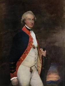 Sir Robert Shore Milnes, Late 18th-Early 19th Century by George Romney