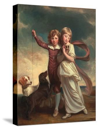 Thomas John Clavering and Catherine Mary Clavering: the Clavering Children, 1777