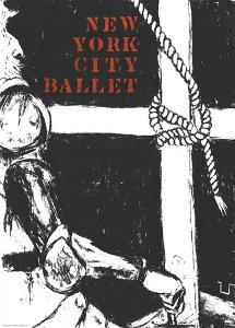 New York City Ballet by George Segal