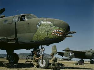 B-24's in Australia by George Silk